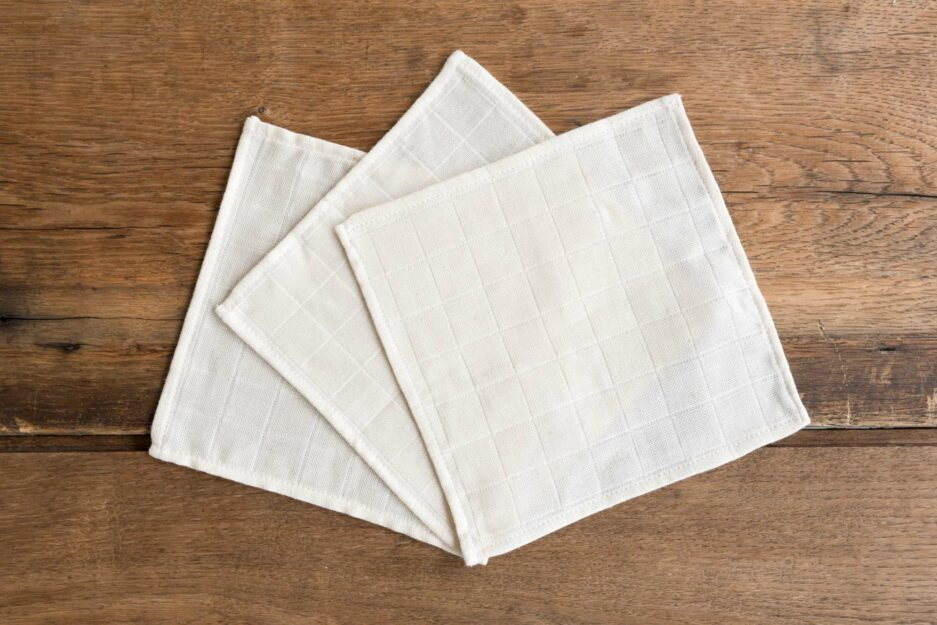 Image correspondant à l'aternative Serviette en tissu