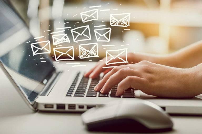 envoi de mails
