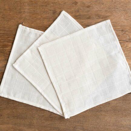recharge mouchoirs en tissu