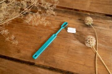 Tête interchangeable pour brosse à dent