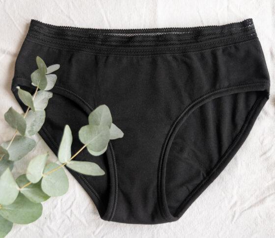 Culotte menstruelle flux normal à abondant